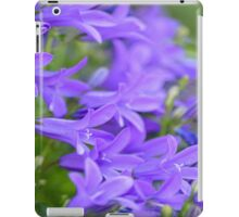 The colour purple iPad Case/Skin