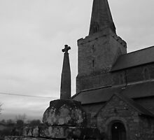 St Nicholas` Church, Trellech by Neill Parker