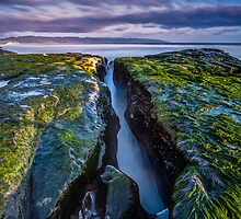 Drakes Crack by Toby Harriman