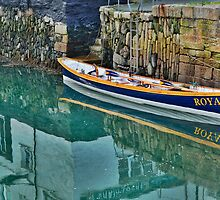 Rowing Boat by jebCreate