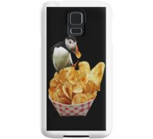㋛ THESE R MY PUFFIN CHIPS MM IPHONE CASE  ㋛ Samsung Galaxy Case/Skin