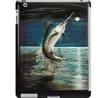 Moonlit Marlin iPad Case/Skin