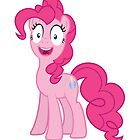 Oh Meh Gerd Pinkie Pie by Mary Wine