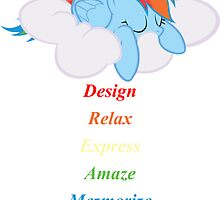 Rainbowdash Dream by Mary Wine