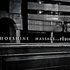 shoeshine | massage | pedicure by Gerry Daniel