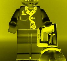 Doctor Toxic Custom LEGO® Minifigure by Customize My Minifig by Chillee