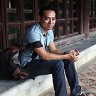 Ky - a member of the Viet or Kinh ethnic majority of Vietnam.  by geof