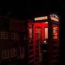 Phonebox by jasminewang