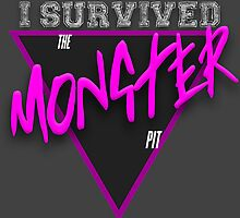 I Survived the Monster Pit! by AlliVanes