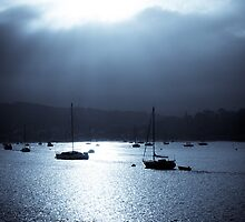 Deganwy Harbour by seanusmaximus