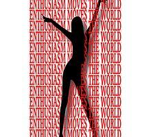ENTHUSIASM MOVES THE WORLD IPHONE CASE by ✿✿ Bonita ✿✿ ђєℓℓσ