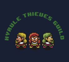 Thieves of Hyrule by Quillix