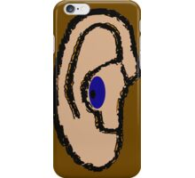 LEND ME YOUR EAR iPhone Case/Skin