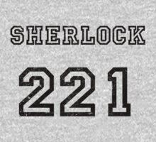 SHERLOCK 221 by saltnburn