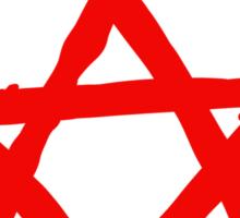Freedom Heart Sticker