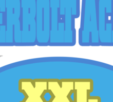 Property of Wonderbolt Academy XXL Cadet T-Shirt Sticker
