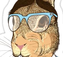 Nerd Bunny Sticker