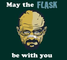 Breaking Bad: Walter White: May the Flask Be With You by rydrew
