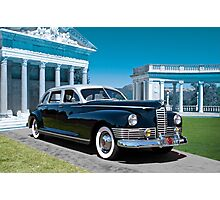 1947 Packard Super Delux Eight Photographic Print