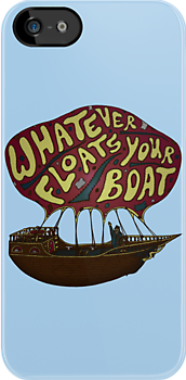 Whatever Floats Your Boat by SteveOramA