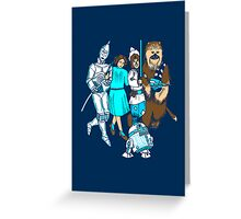There's No Place Like Space Greeting Card