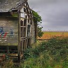 Aust Ferry 5, River Severn, Gloucestershire by Nick  Gill
