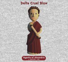 Hypatia of Alexandria - Delta Cruel Blow Kids Clothes