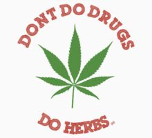 don't do drugs by mouseman