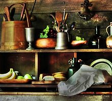Stocked Cupboard by bannercgtl10