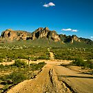 Apache Junction by George Lenz