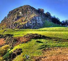 Loudoun Hill, Ayrshire by Tom Gomez