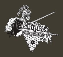 Knights of the Pool Table by ZugArt
