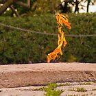 Study of the Eternal Flame (3 of 4) by Kurt LaRue