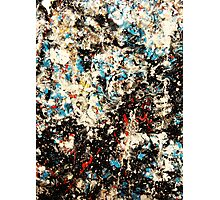Number 101 Abstract by Mark Compton Photographic Print