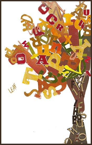 Magazine Tree by codyvandezande