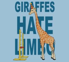 Giraffes Hate Limbo by KyloTech
