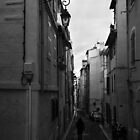 Bordeaux Street Scene by davidalf