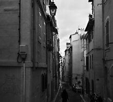 Bordeaux Street Scene by davidalf