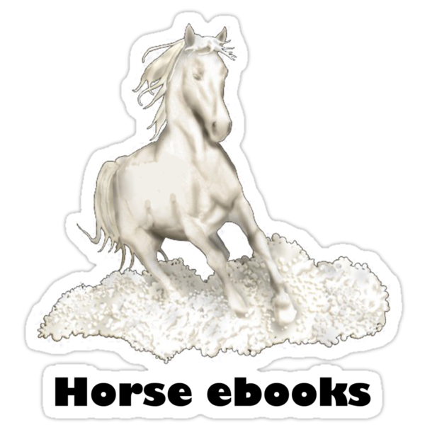 Horse ebooks  by Alsvisions