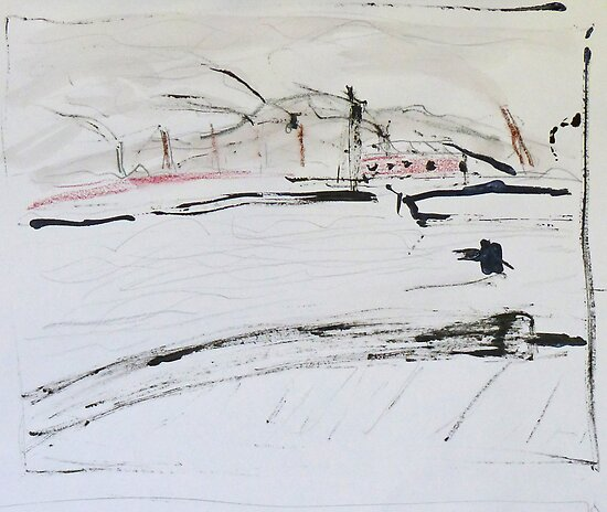 Across the Bay by ROSEMARY EAGLE