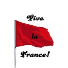 Vive la France by rippledancer