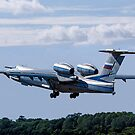 Beriev A-40 Albatros red 378 by Colin Smedley