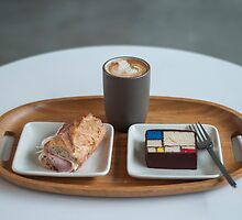 A Mondrian Lunch by passionpassport