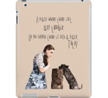 Dorothy and Toto's Place //pastel iPad Case/Skin