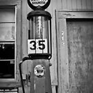 Gas Pump by Laura  McGregor