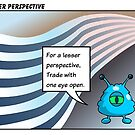 cyclops trader caricature by Binary-Options