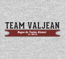 Team Valjean by GenialGrouty