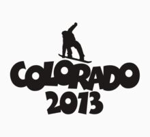 2013 Colorado Snowboarding by theshirtshops