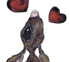 MY FUNNY VALENTINE by Hares & Critters