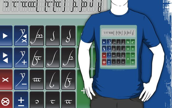 Tengwar calculator by tudi